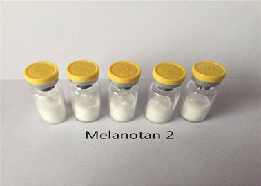 China Peptide Steroid Hormones Melanotan II Peptide CAS 121062-08-6 For Skin Tanning supplier