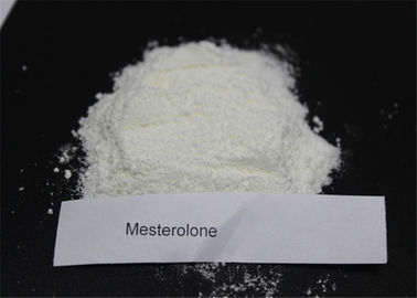 Raw Steroid Mesterolone Proviron CAS 1424-00-6 For Muscle Enhancement
