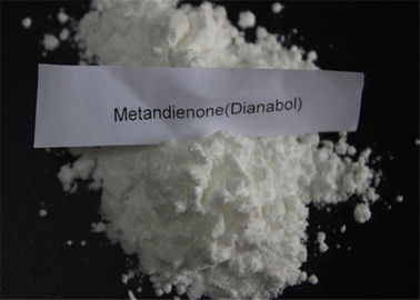 Dianabol / Metandienone Bodybuilding Oral Steroids Powder CAS 72-63-9