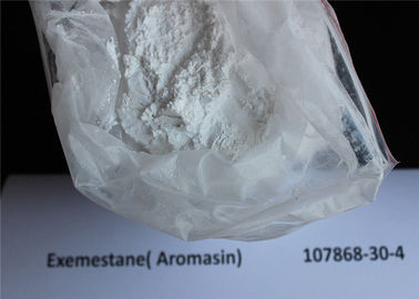 High Purity Aromasin Estrogen Blocker Steroids Exemestane CAS 107868-30-4