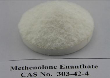 China Steroid Powder Methenolone Enanthate CAS: 303-42-4 for Bodybuilding factory