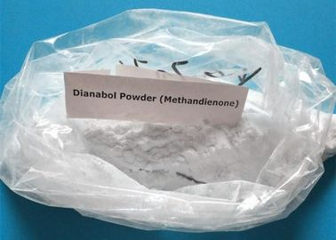 China Steroid Hormones powder Metandienone (Dianabol) CAS NO: 72-63-9 factory